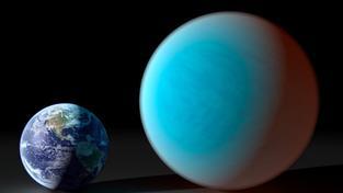 Diamantová planeta 55 Cancri.