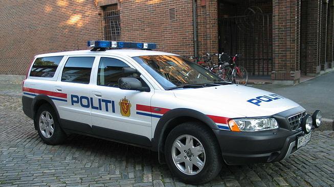 Norská policie (ilustrační fotografie)