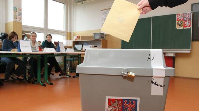 Volby do Senátu 2012.