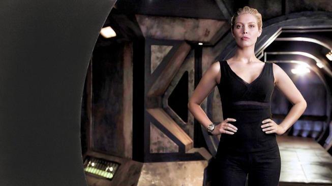 Krásná Alaina, seriál Stargate