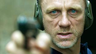 Daniel Craig ve Skyfall.