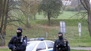 Policejní zátah na podnikatele Březinu