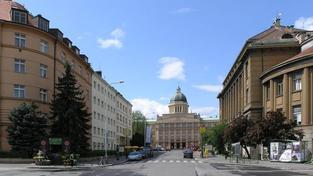 Městská část Praha 6.