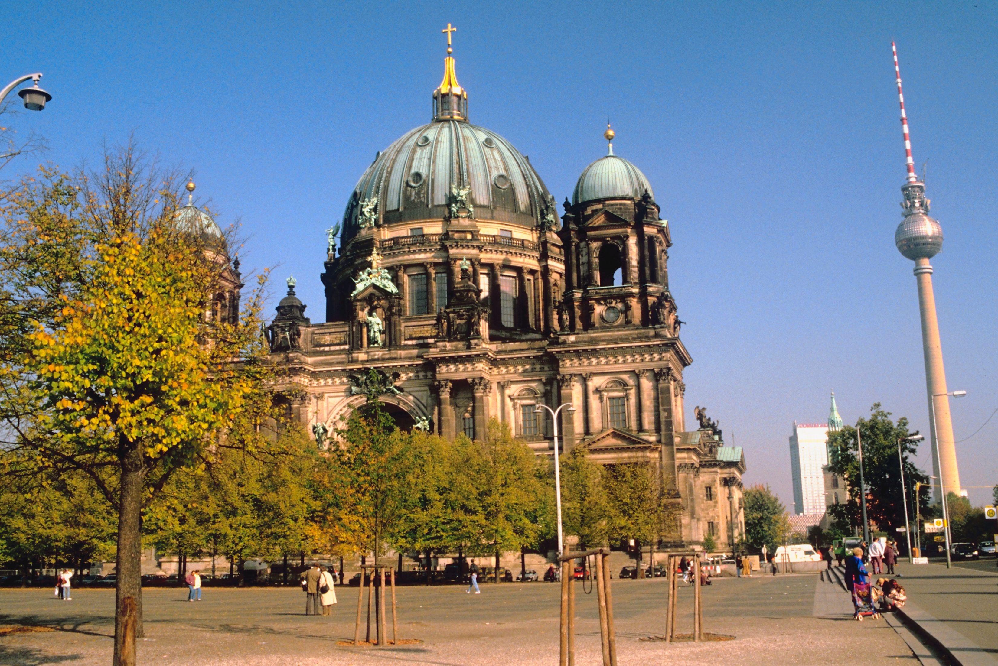 Internet zdarma nově na 44 místech v centru Berlína