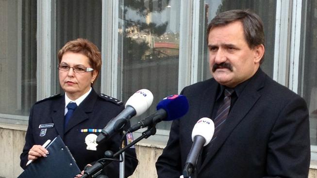 Náměstek policejního prezidenta Václav Kučera