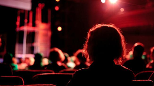 Diváci v kině