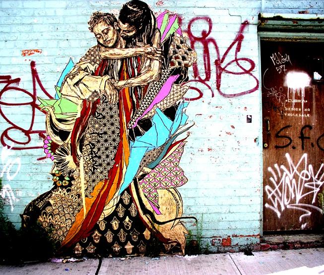 Street art slaví svátek. Výstava Městem posedlí boří hranice ilegálního umění