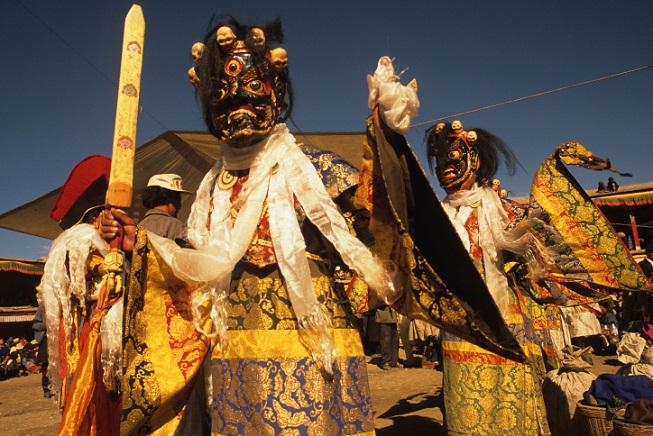 Vydejte se do Tibetu, tajemné země na střeše světa