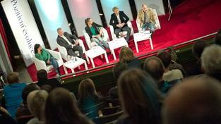 Diskuse v Ústí nad Labem