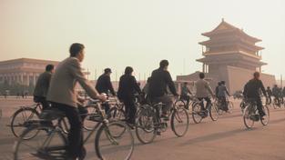 Čína se vrací ke kolům