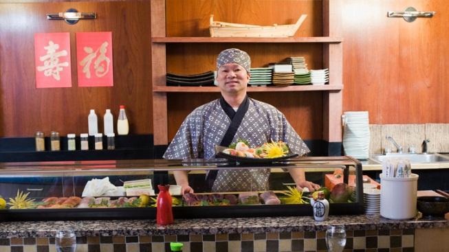 Mistr Sushi