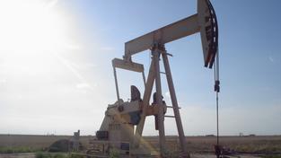 Čerpání ropy (ilustrační fotografie)