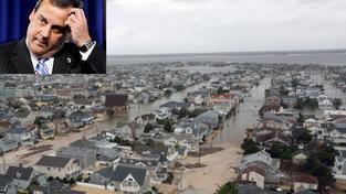 New Jersey po hurikánu