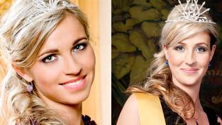 Aneta Rusinová, Miss sestra 2010. Petra Hladíková, Miss sestra 2011