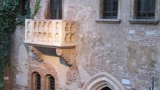 Juliin dům ve Veroně