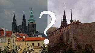 Praha nebo Brno?