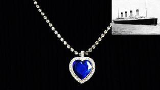 Šperk z Titanicu
