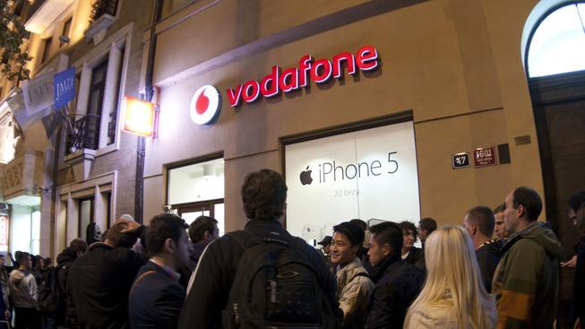 Prodejna Vodafone