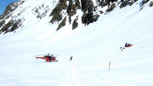 Záchranní akce (ilustrační foto)