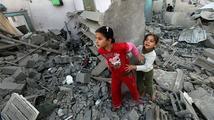 Boje v pásmu Gaza: Izrael 3 oběti, Palestina 95