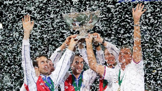 Vítězi Davis Cupu