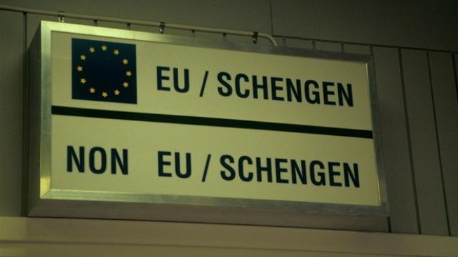 Konec schengenské zóny.