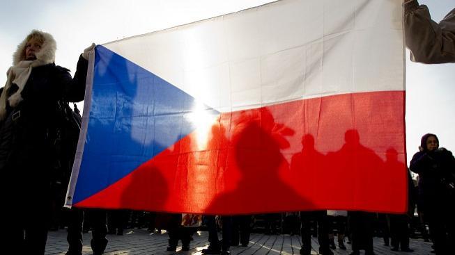 Vlajka ČR