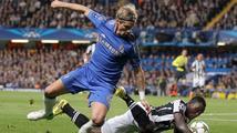 Liga mistrů: Chelsea propadla v Turíně a hrozí jí vyřazení