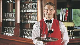Číšník (ilustrační foto)