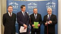 Senát schválil návrh na zrušení sKaret