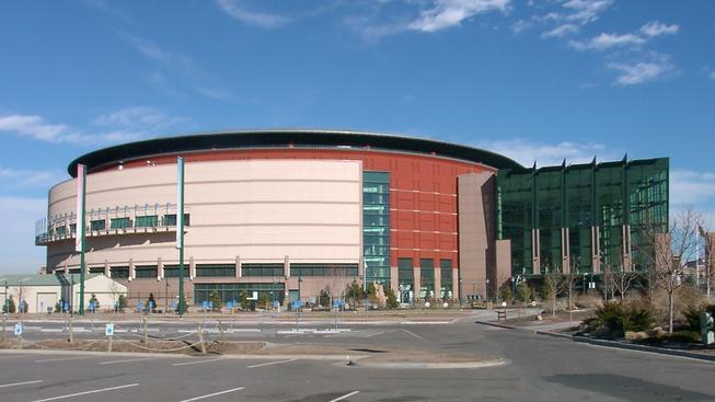 Stadion týmu Colorado Avalanche