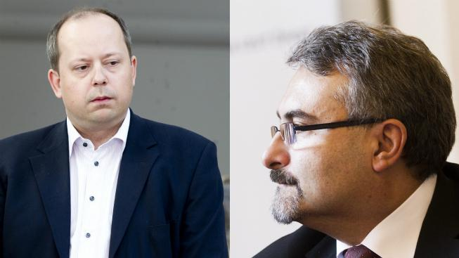 Marek Šnajdr a Pavel Horák