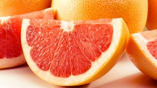 Grapefruit (ilustrační foto)