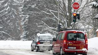 Sněhová kalamita (ilustrační foto).