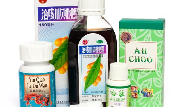 Čínská medicina