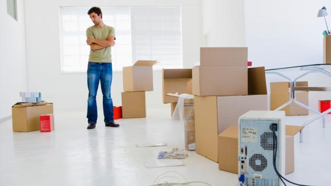 Stěhování (ilustrační foto)