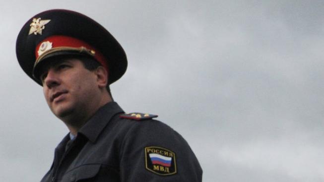 Ruský policista