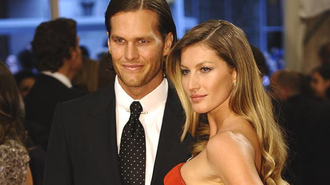 Gisele Bündchen s Tomem Bradym