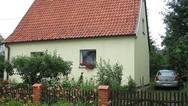 Dům (ilustrační fotografie)