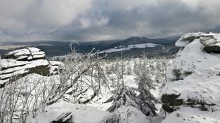 Na Jizerce v Libereckém kraji naměřili 27 stupňů pod nulou