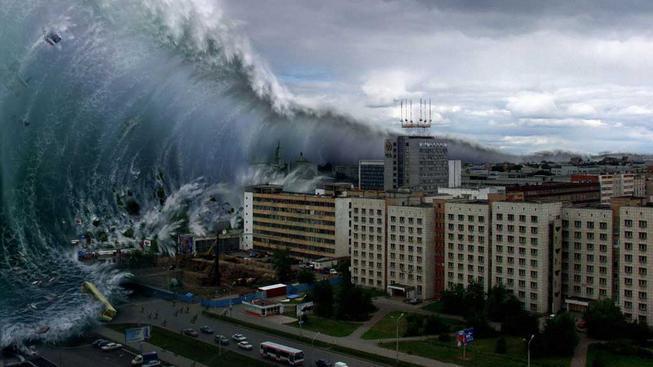 Tsunami (ilustrační foto).