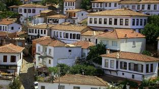 Vesnice Sirince, Turecko