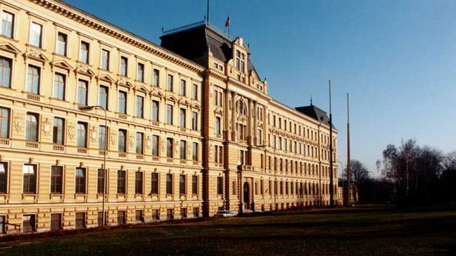 Ministerstvo obrany.
