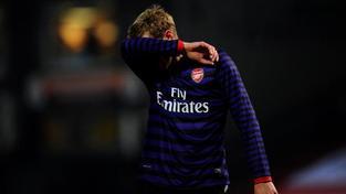 Zklamání Arsenalu