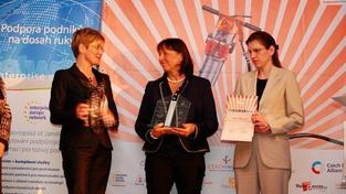 Vyhlášení vítězů projektu: Známe Vizionáře 2012