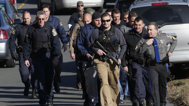Masakr v USA