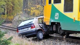 Nehoda na trati (ilustrační foto)