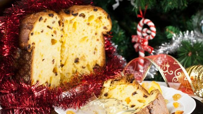 Italská vánoční bábovka