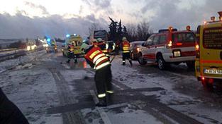 Nehoda na silnici