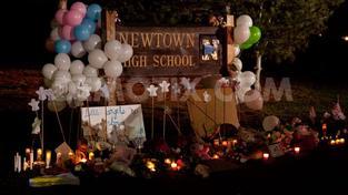 Newtown po masakru